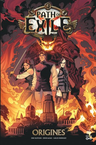 Path of Exile – Tome 0 - couv