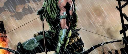 green-arrow-integrale-tome-1