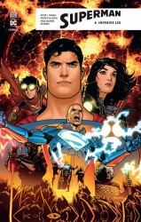 SUPERMAN REBIRTH – Tome 6