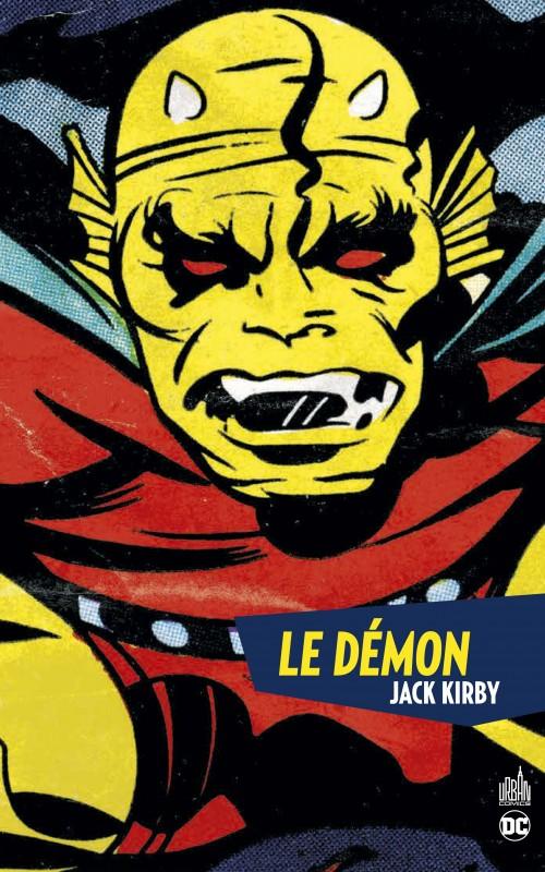 le-demon-de-jack-kirby