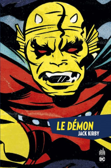 le-demon-de-jack-kirby