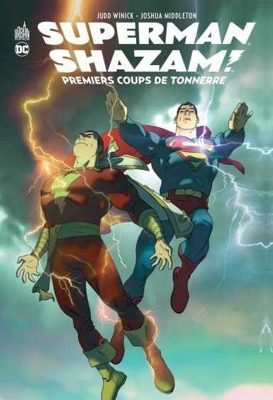 superman-shazam-premiers-coups-de-tonnerre