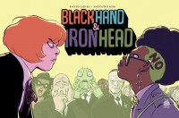 Black Hand Iron Head – Tome 1