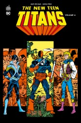 NEW TEEN TITANS – Tome 4