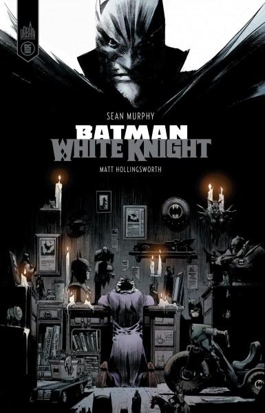 BATMAN Batman-white-knight-couverture-fnac