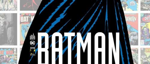 Batman 80 – Livre poster