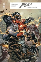 Flash Rebirth Tome 7
