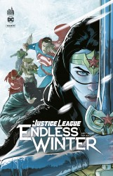 Justice League Endless Winter