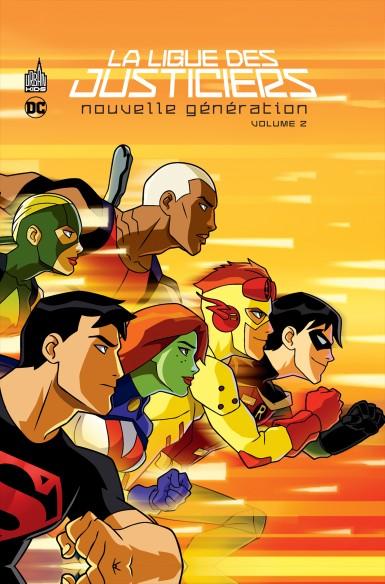 la-ligue-des-justiciers-8211-nouvelle-generation-tome-2