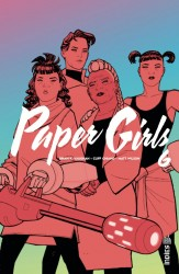 Paper Girls – Tome 6