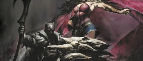 Batman Death Metal