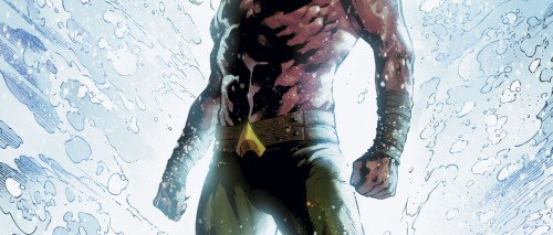 Arthur Curry : Aquaman