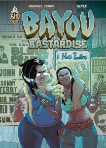 cover-comics-bayou-bastardise-tome-2-bayou-bastardise-t02-8211-blues-panthers