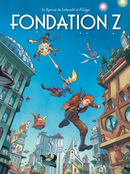 Le Spirou de ... - Fondation Z