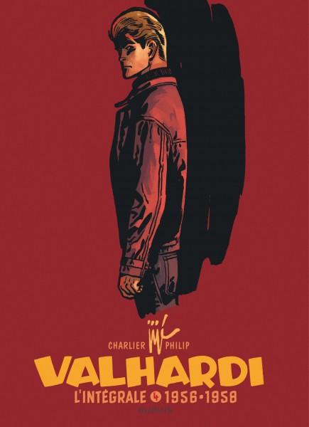 VALHARDI - Compilation - Valhardi, L'intégrale, tome 4 (1956-1958)