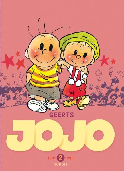 Jojo Intégrale - Jojo, L'intégrale (1991-1998)