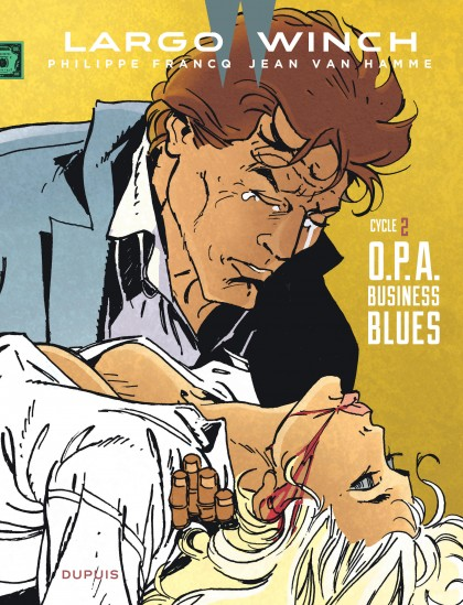 Largo Winch - Diptyques (tomes 3 & 4)