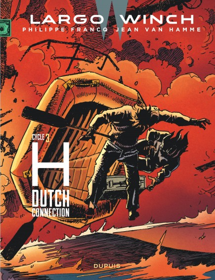 Largo Winch - Diptyques - Largo Winch - Diptyques (tomes 5 & 6)