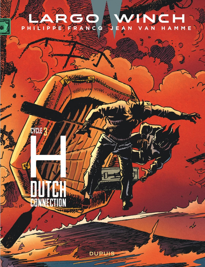 Largo Winch - Diptyques - tome 3 - Largo Winch - Diptyques (tomes 5 & 6)