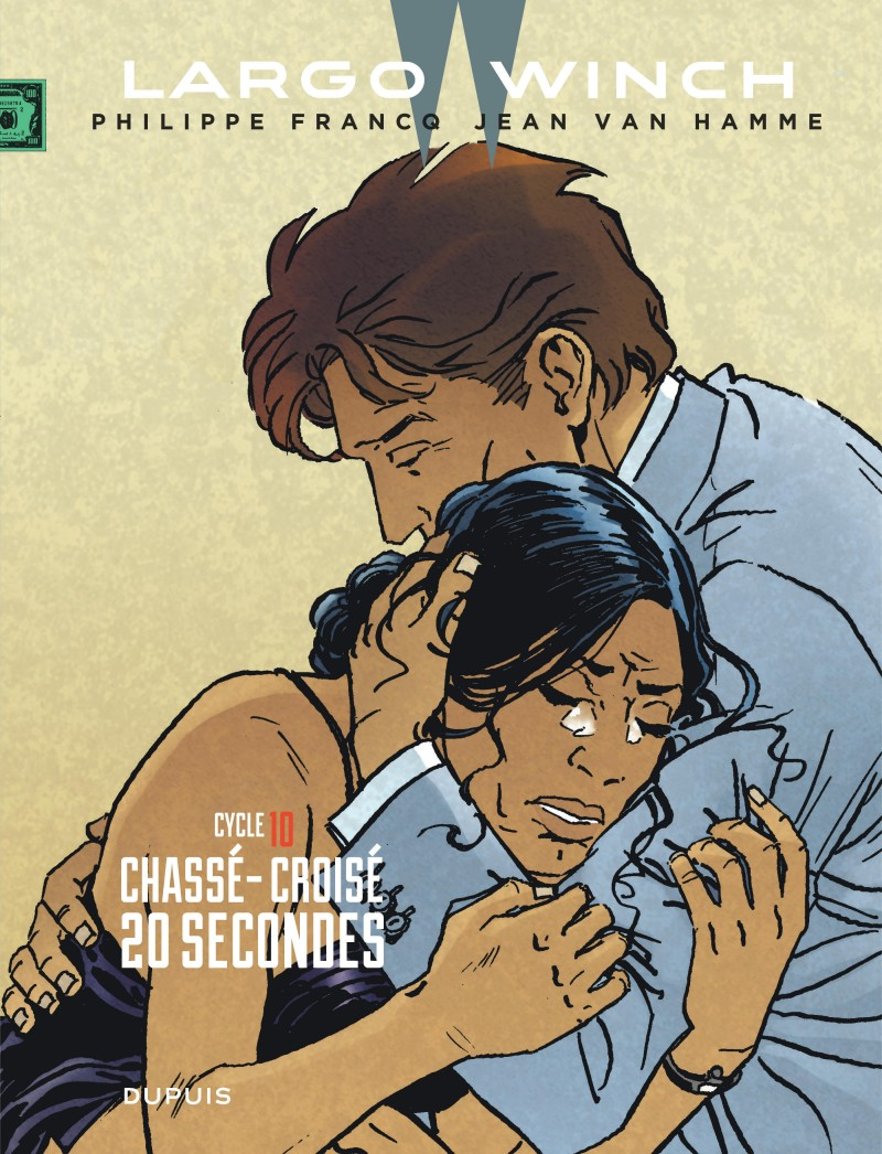 Largo Winch - Diptyques - tome 10 - Largo Winch - Diptyques (tomes 19 & 20)