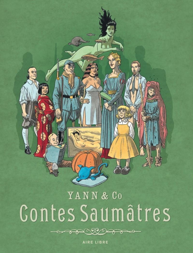 Contes saumâtres - Contes saumâtres