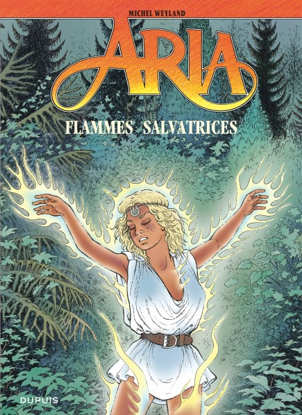 Aria - Flammes salvatrices