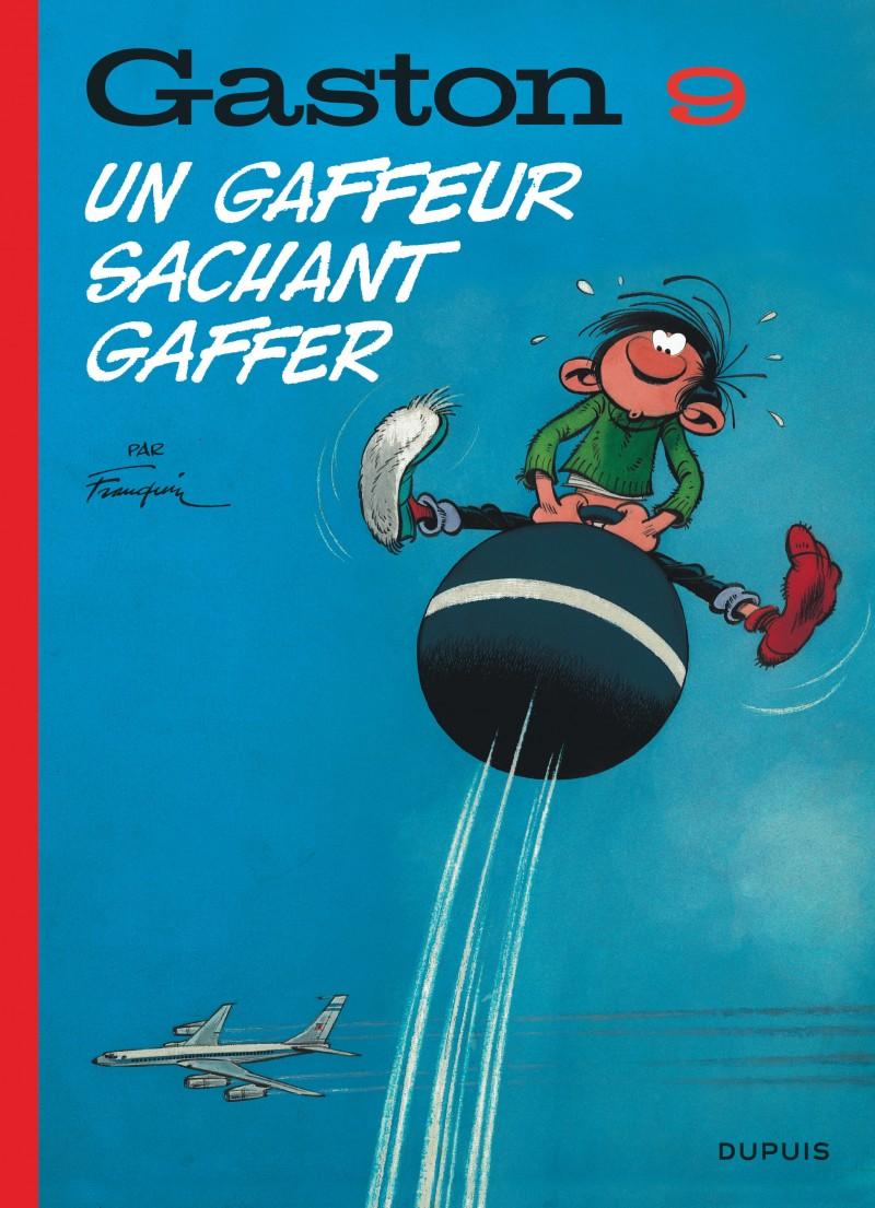 Gaston (Edition 2018) - tome 9 - Un gaffeur sachant gaffer