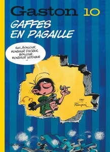 cover-comics-gaston-edition-2018-tome-10-gaffes-en-pagaille
