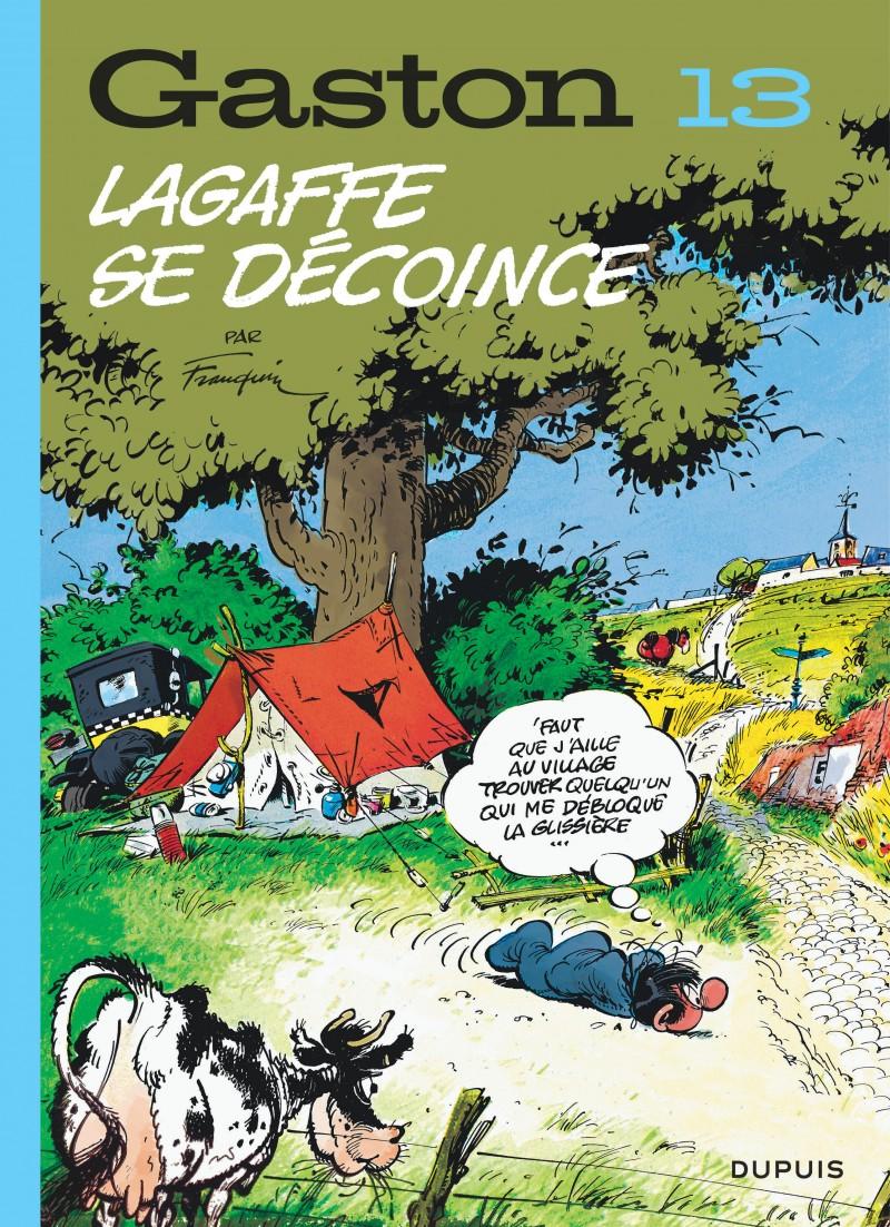 Gaston (Edition 2018) - tome 13 - Lagaffe se décoince