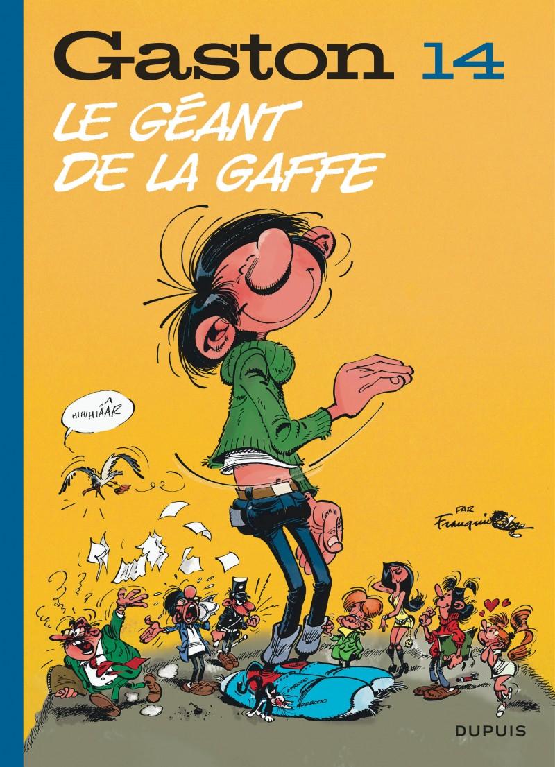 Gaston (Edition 2018) - tome 14 - Le géant de la gaffe