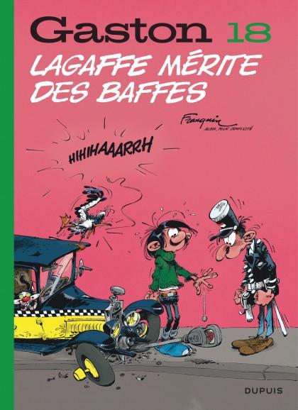 Gaston - Lagaffe mérite des baffes