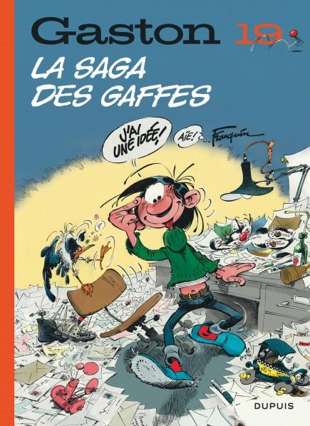 Gaston (Edition 2018) - La saga des gaffes