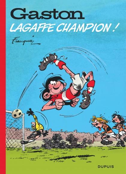 Gaston hors-série - Lagaffe champion !