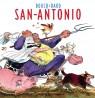 Artbook Boucq - San Antonio (Edition spéciale)