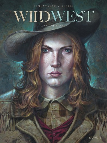 Wild West – Tome 1 – Calamity Jane - couv