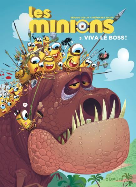 Les Minions - Viva lè boss !