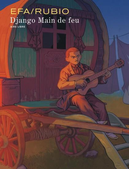 Django: Hand on Fire - Django Main de feu