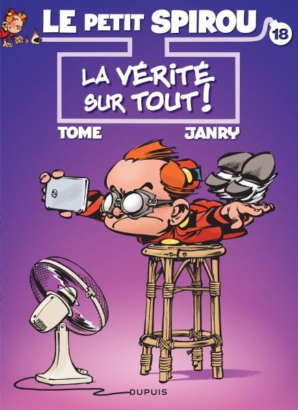 Le Petit Spirou - La vérité sur tout !