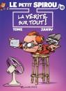 Le Petit Spirou Tome 18 - La vérité sur tout ! (Bis)