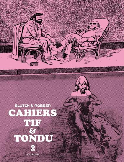 Cahier Tif et Tondu - 2/3