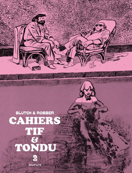 Tif et Tondu - Cahiers - Cahier Tif et Tondu 2/3