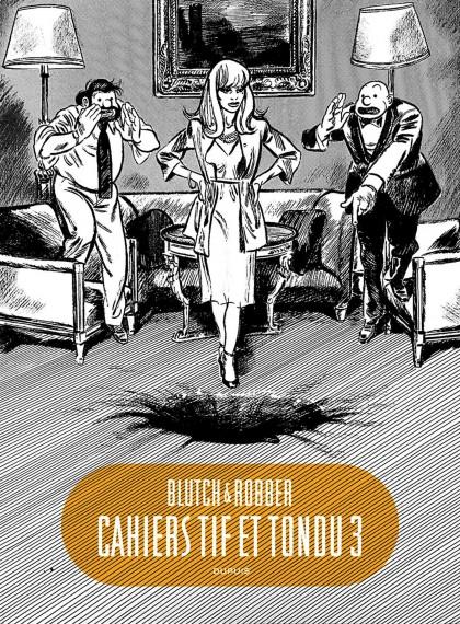 Tif et Tondu - Cahiers - Cahier Tif et Tondu 3/3