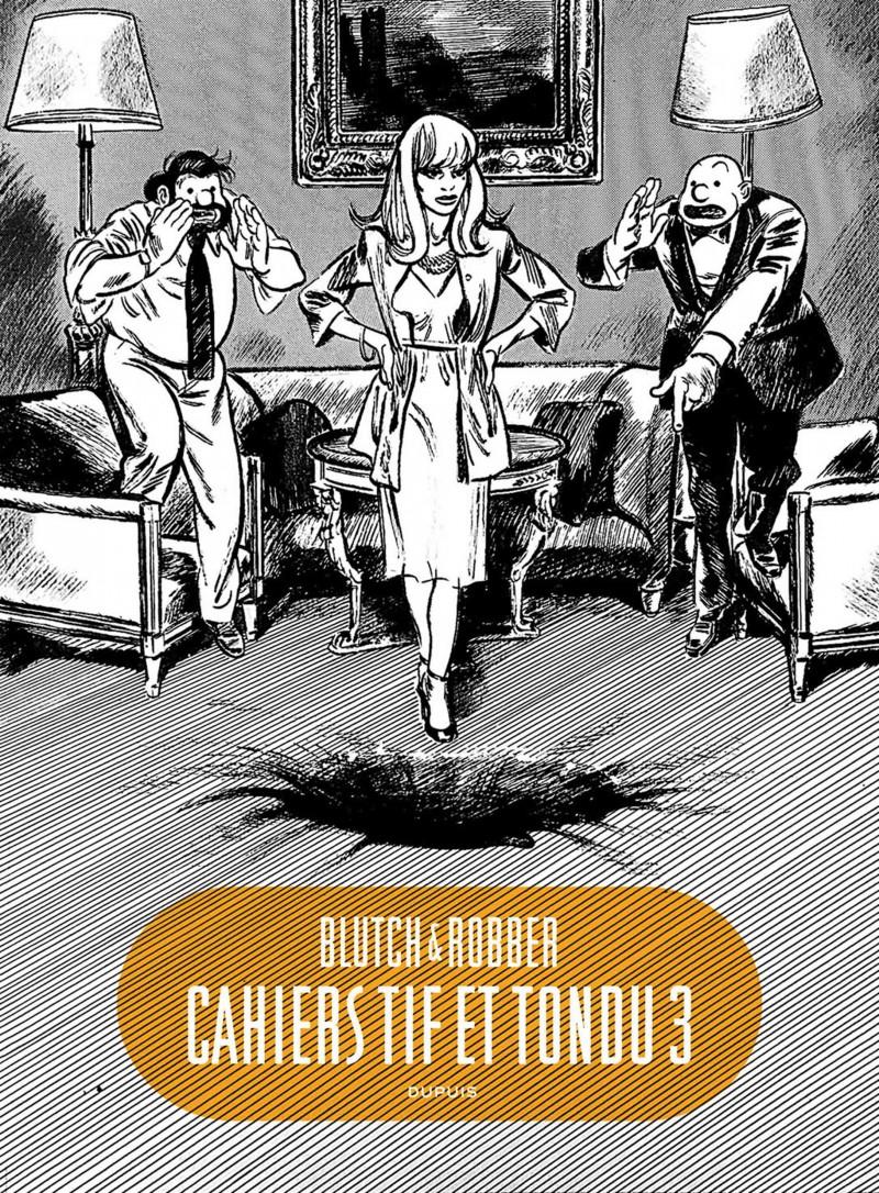 Tif et Tondu - Cahiers - tome 3 - Cahier Tif et Tondu 3/3
