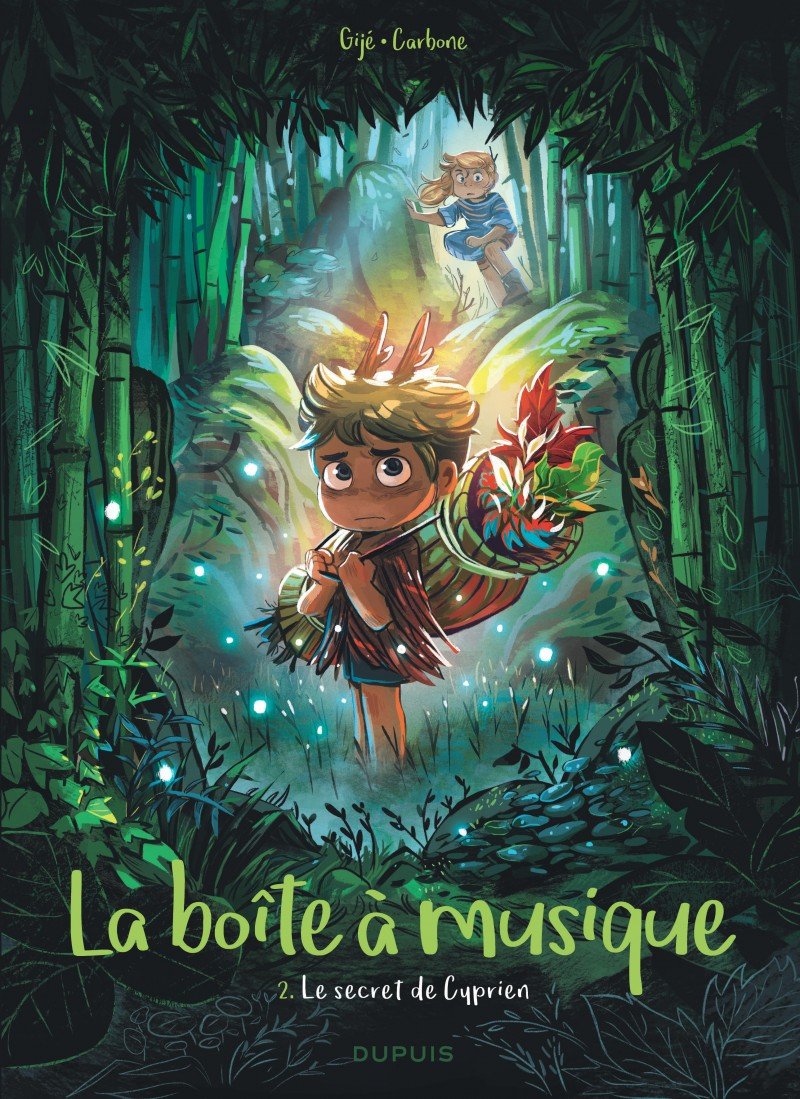 The Music Box - tome 2 - Le secret de Cyprien