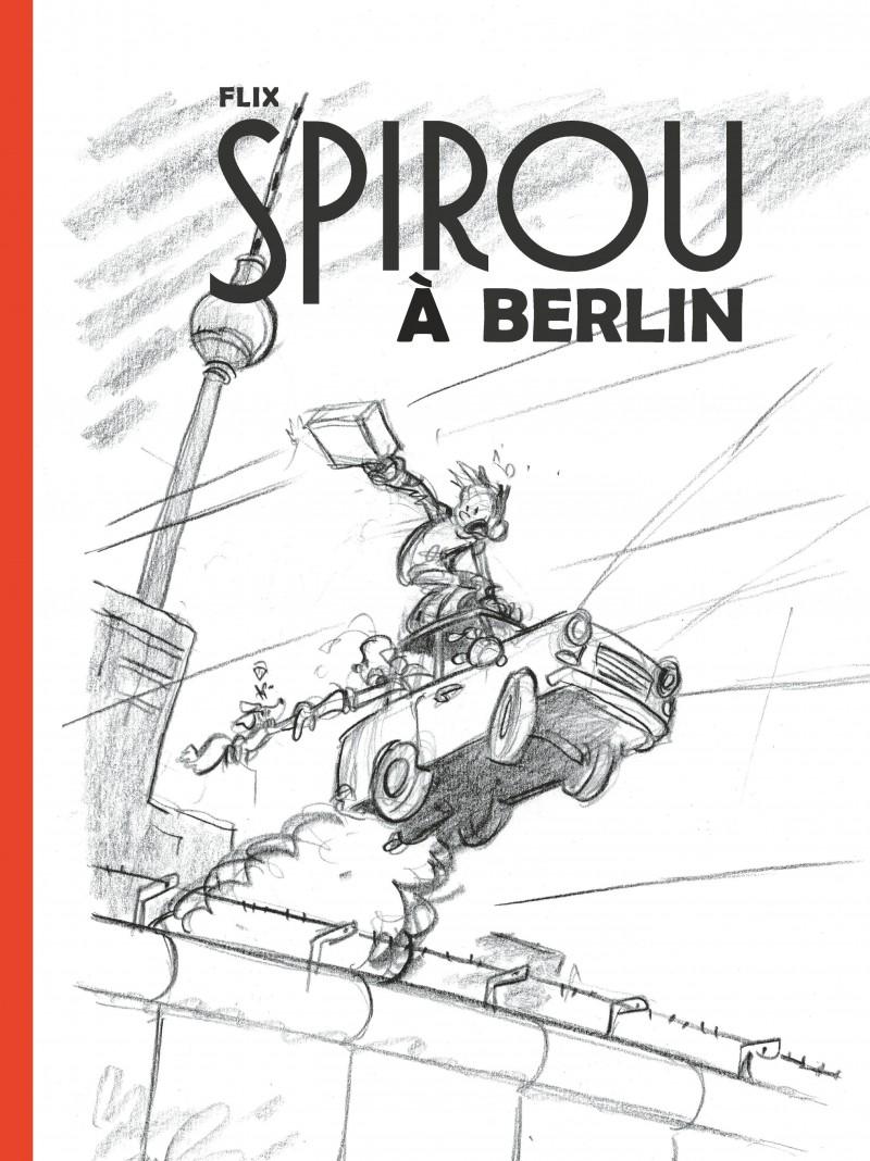 Le Spirou de Flix - Spirou à Berlin
