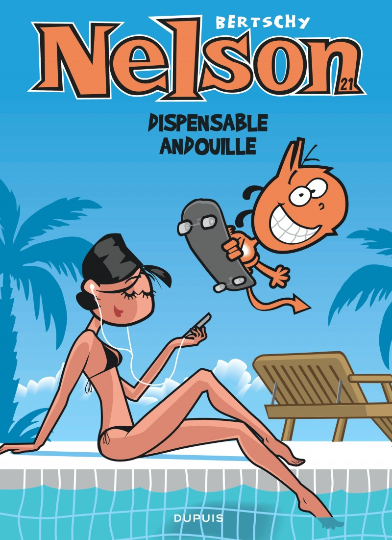 Nelson - tome 21 - Dispensable andouille