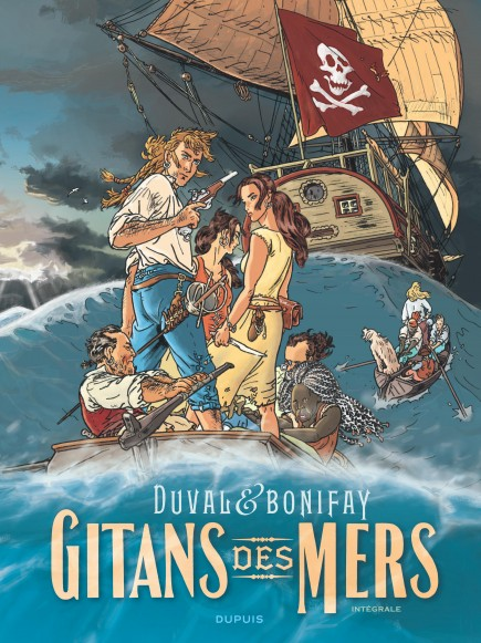 Gypsies of the High Seas - Gitans des mers - Intégrale