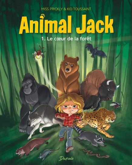 Animal Jack - Le coeur de la forêt