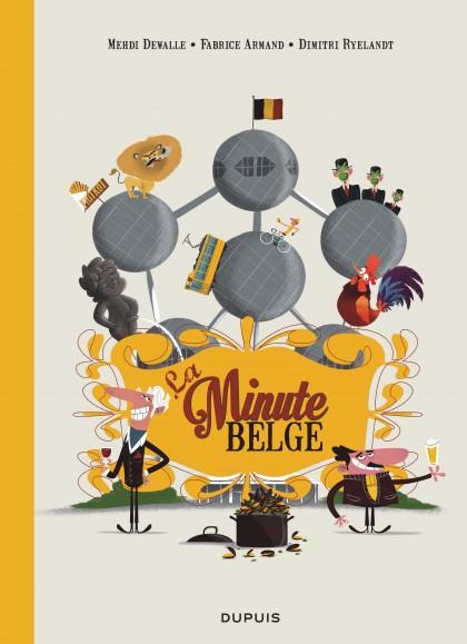 La Minute belge - La Minute belge