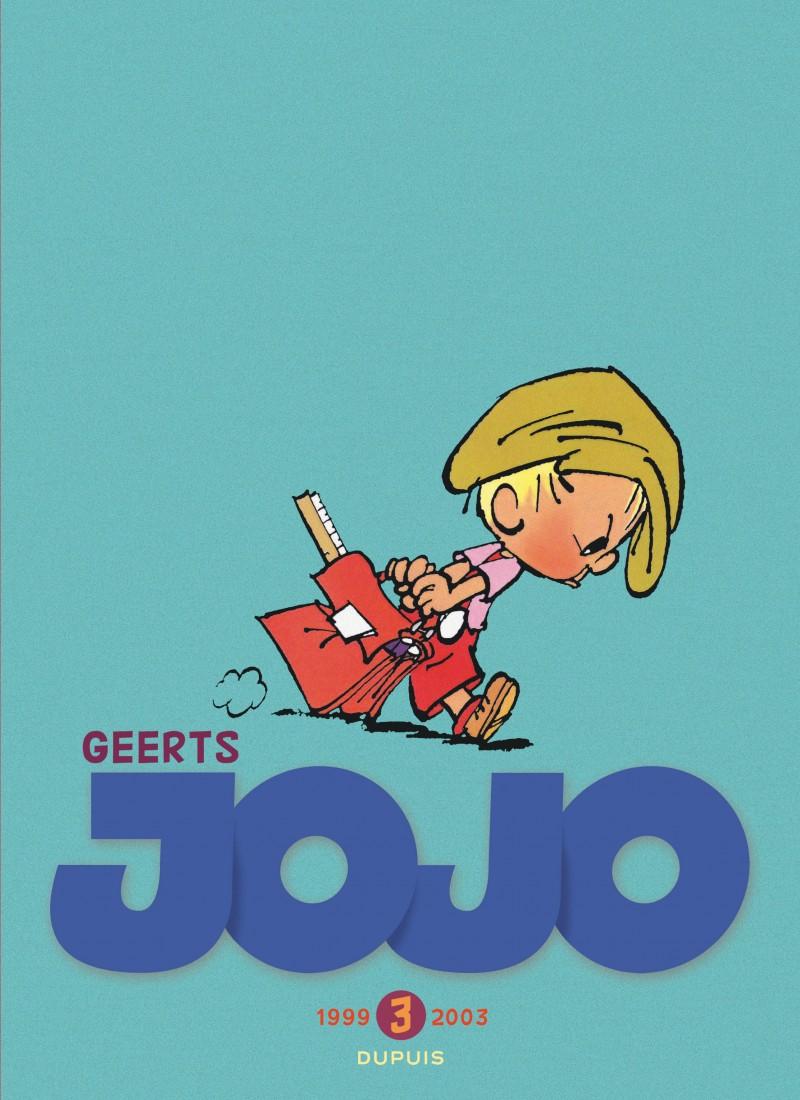 Jojo Intégrale - tome 3 - Jojo, L'intégrale (1999-2003)